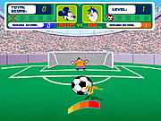 Play Mickeys soccer fever Game