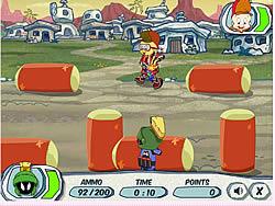 Dyehard Paintball game