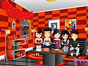 Play Party decorator Game