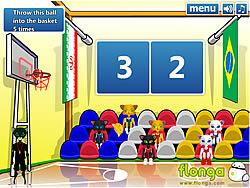 World Basketball Championship game