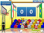 Play World basketball championship Game