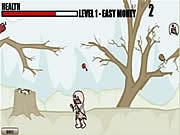 Play Ogg the squirrel hunter Game