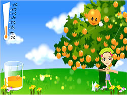 Orange Juice game