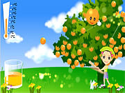 Play Orange juice Game