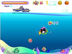 Permainan Penguin Dive