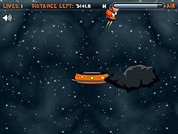 Играть бесплатно в игру Nanny in Space
