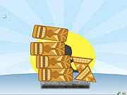Play Tiki stacker Game
