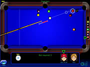 Play Billiard blitz 3 nine ball Game