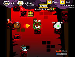 Vertical Drop Heroes game