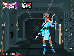 Gioca gratuitamente a Ninja Gal