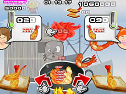Shrimp Sandwich Twin game