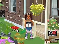 Gardening Girl game