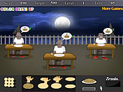 Play Night roti stall Game