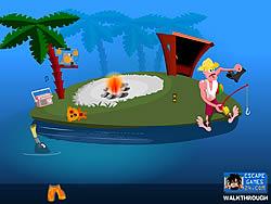 Island Escape game