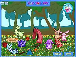 juego Cute Bunny Farm
