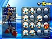Juega al juego gratis Memory Balls - Sonic