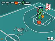 Spooky Hoops لعبة