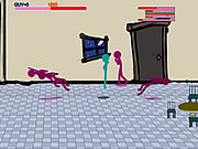 Play Furious fist sticks Game