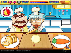 Cooking Apprentice game