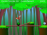Play Squirrel balance Game