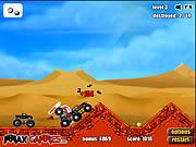 Monster Trucks Attack game