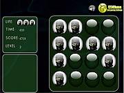 Ninjas - Memroy Balls game