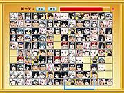 Naruto matching game juego