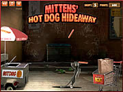 Play Mittens hot dog hideaway Game