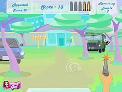 Fashion Show Shooter  game