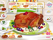 Play Tasty turkey Game