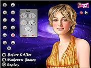 Play Keira knightley celebrity makeover Game