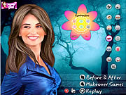 Play Penelope cruz celebrity makeover Game