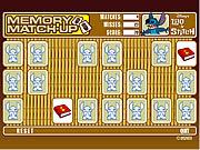Play Lilo   stitch memory match up Game
