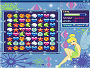 Play Tinkerbells emerald jewels Game