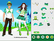 Play St patrick day celebration Game