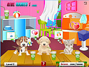 Pet Care game