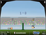 Play Sports heads tennis Game