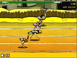 Big Birds Racing game