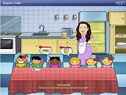 Super Mom Angelina game