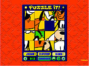Play Goofy puzzle it Game