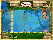 Tarzan - Coconut Run game