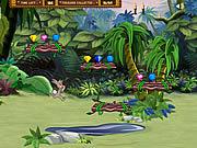 Play Neverland treasure hunt Game