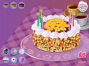 Play Crazy birthday cake Game
