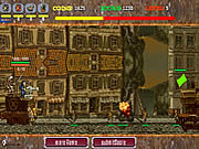 Metal slug crazy defense Spiele