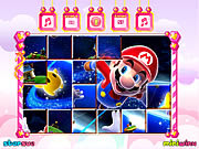Play Super mario mix up Game