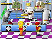 Play free game Diner Chef