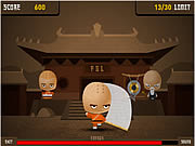 Shaolin Master game