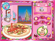 New York Pizza game