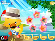 Play My lovely duck dress up Game