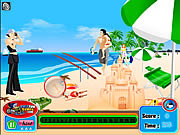 Play Beach day hidden numbers Game